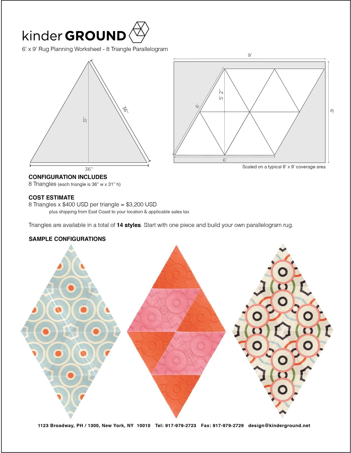 8-Triangle Parallelogram