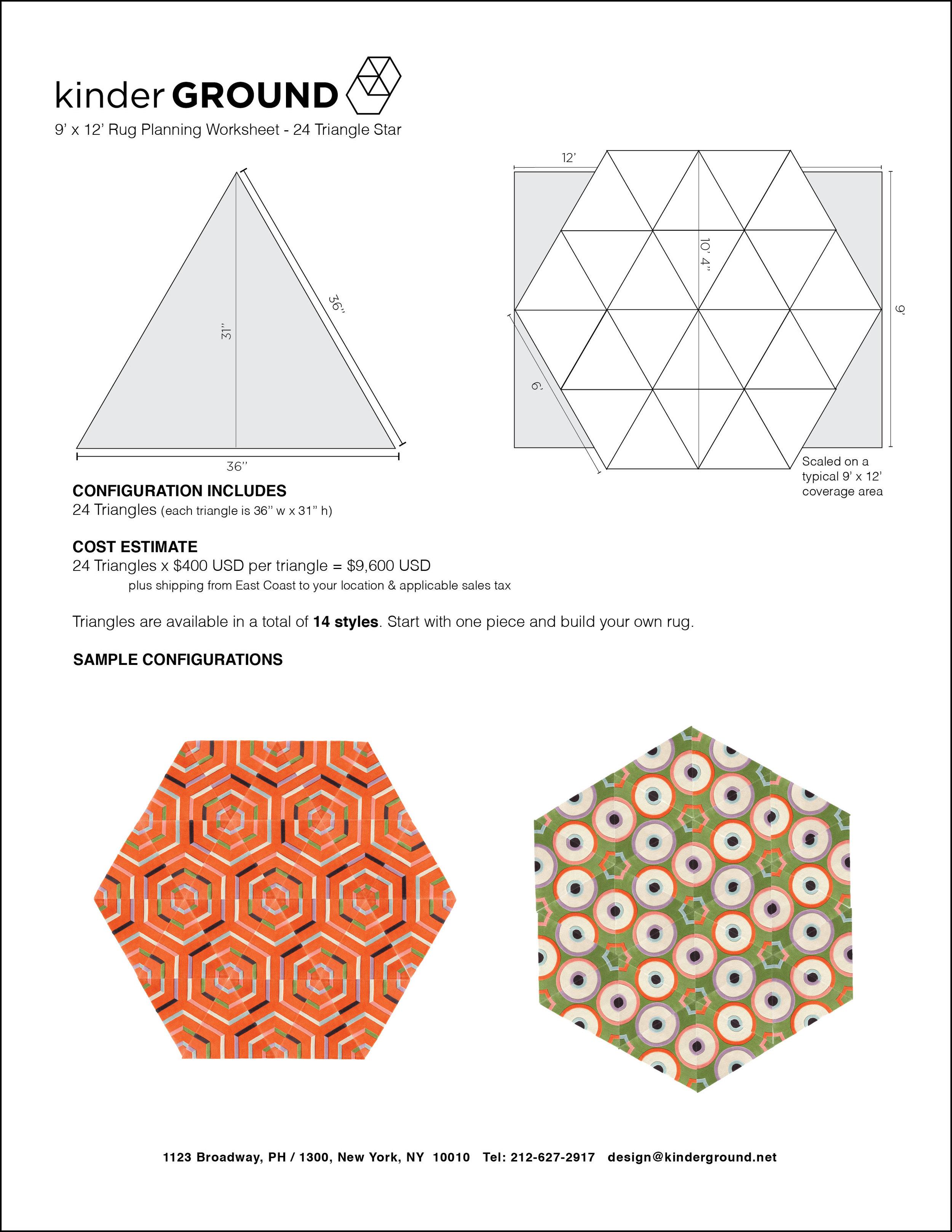 24-Triangle Star