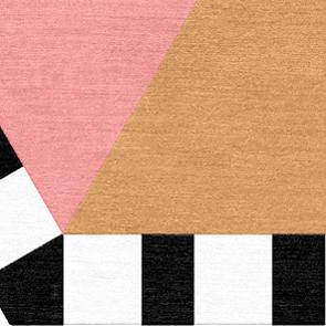 Girl (Pink / Camel)   KGHX-SPL-101