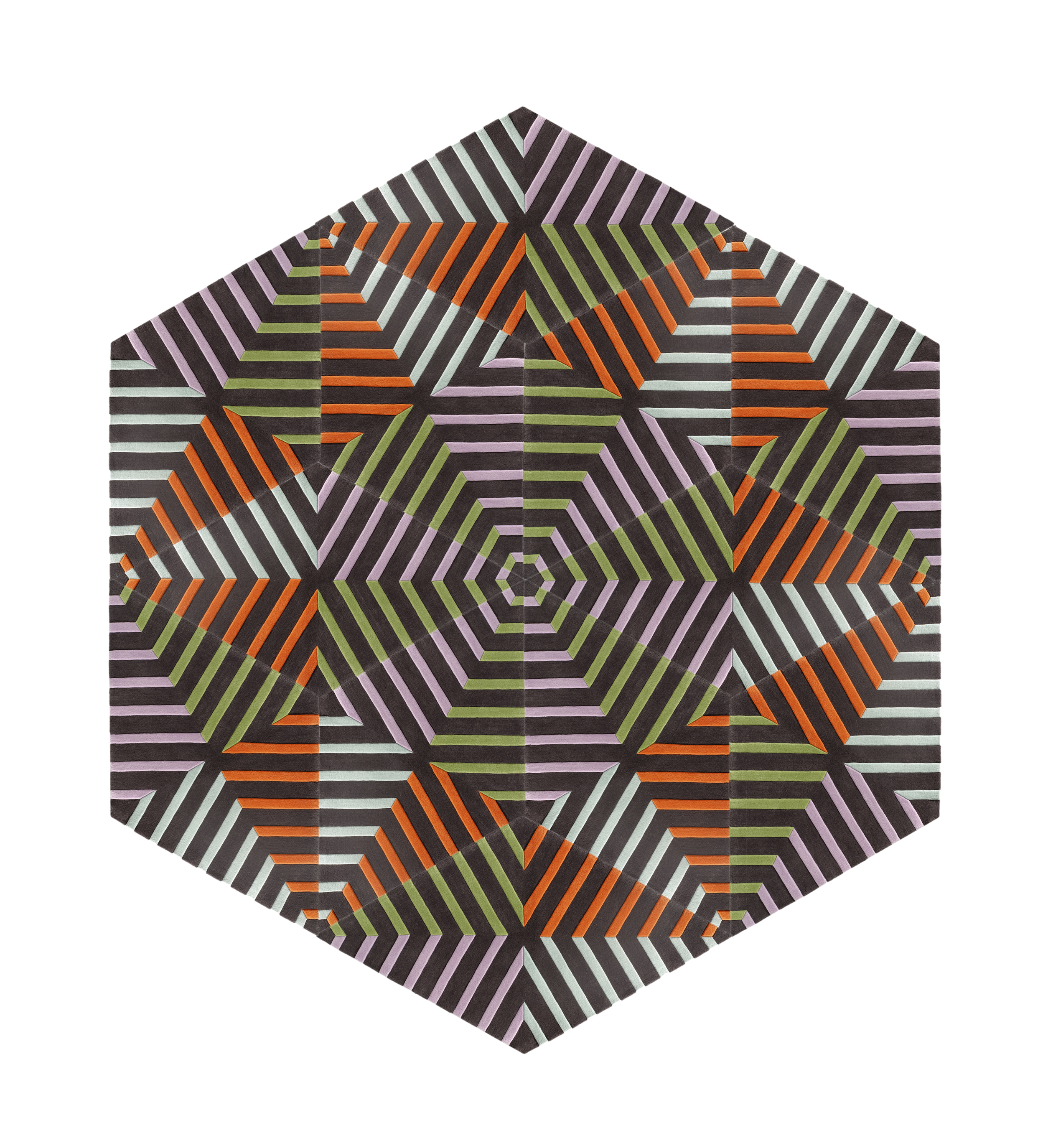 Star   Style: Thunder Zebra  Quantity: 12Diamonds  Measures: 12' w x 10'4'' h  Cost: $6,000 USD