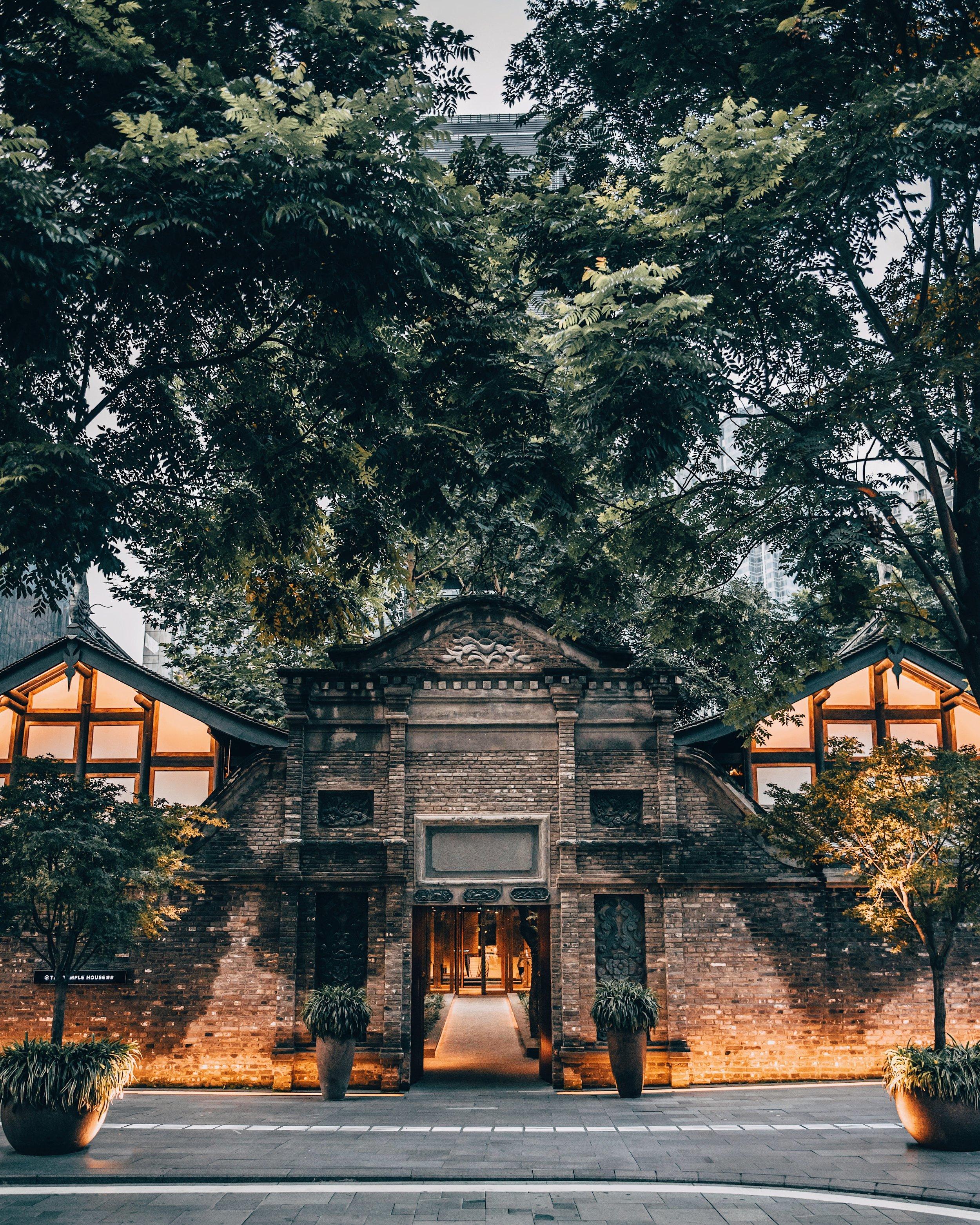 Temple House Chengdu
