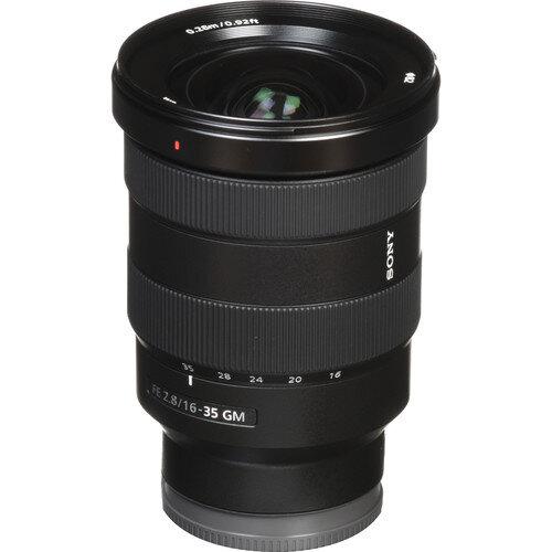 Sony - FE 16-35mm F2.8 GM