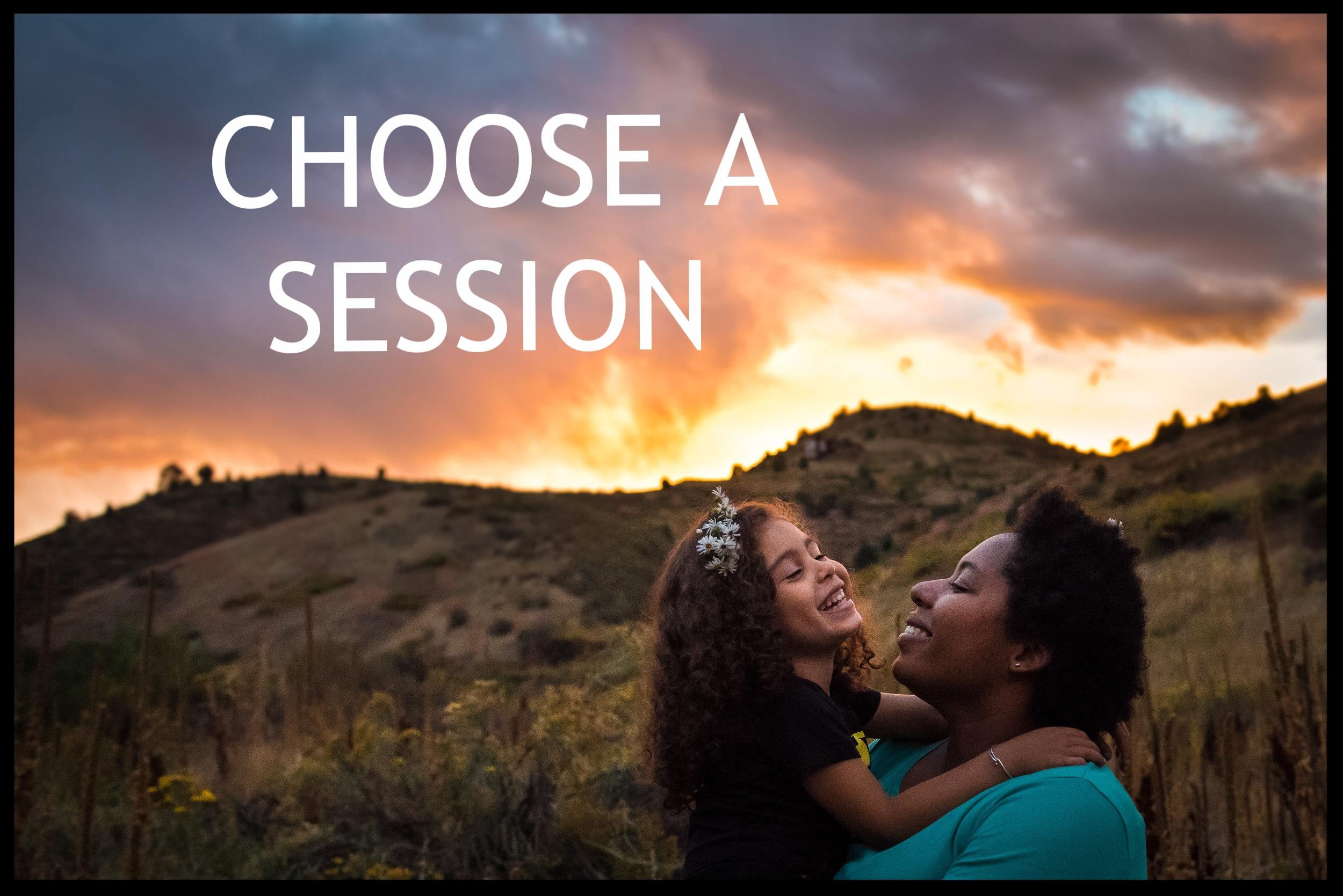 Choose a Session