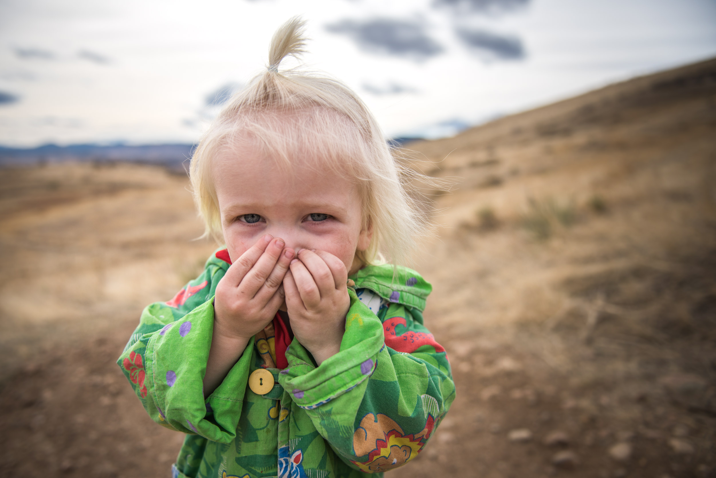 Blog - Molly Rees Photo - Documentary Childhood Photography - boy on green mountain hiking trail in denver colorado by M. Menschel