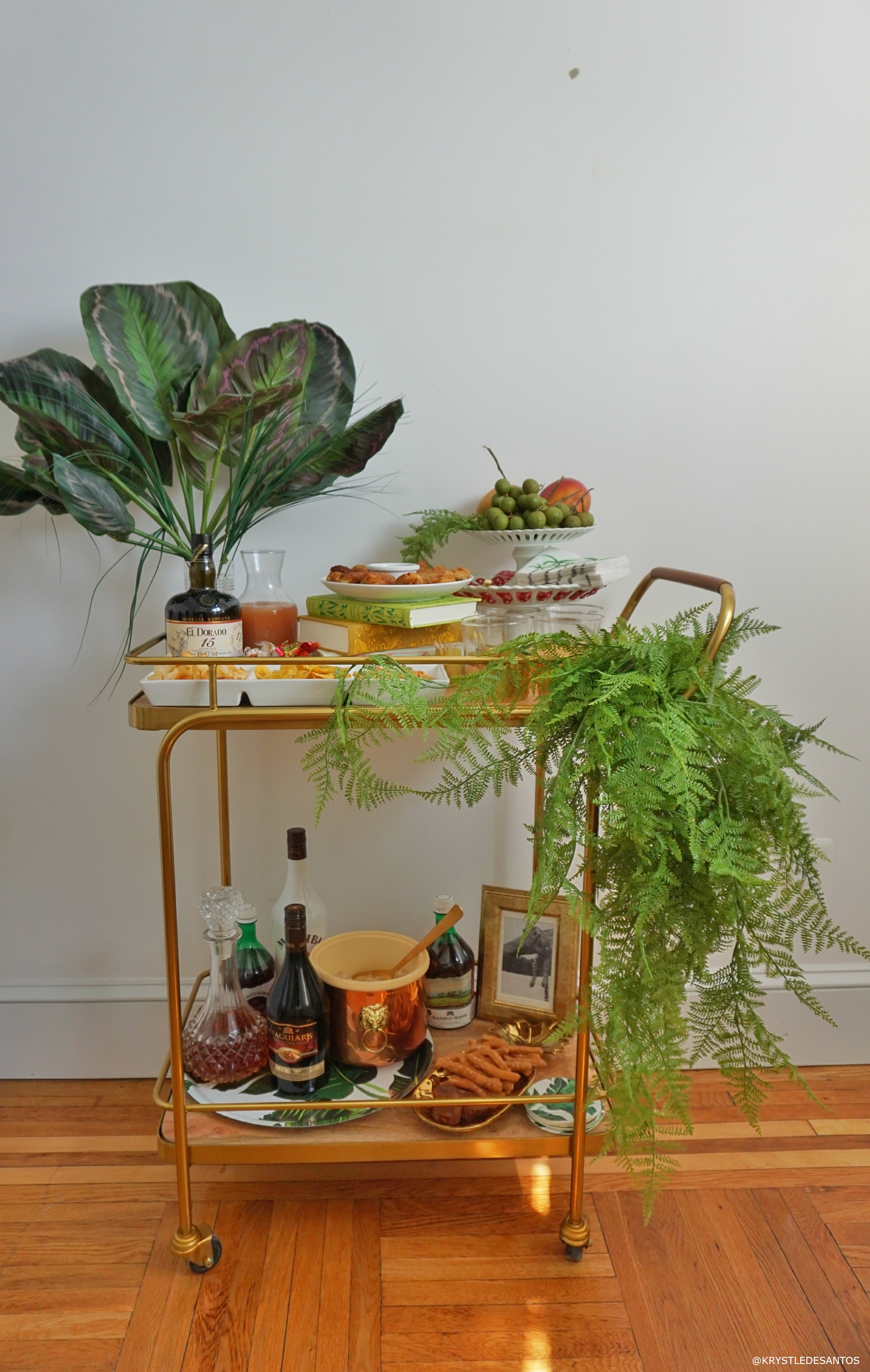 STYLE AND THE BARCART