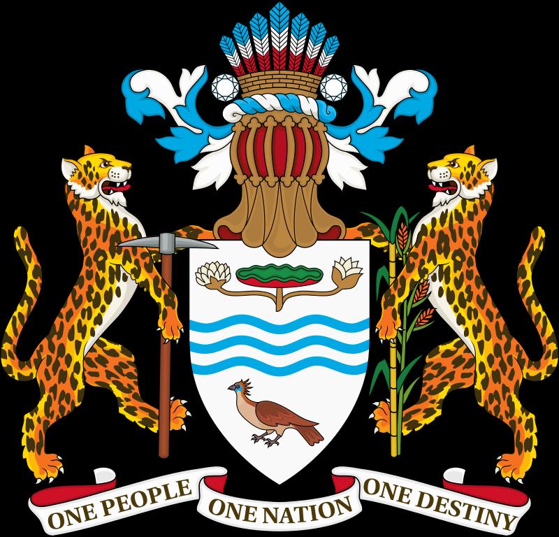 Guyana's Coat Of Arms