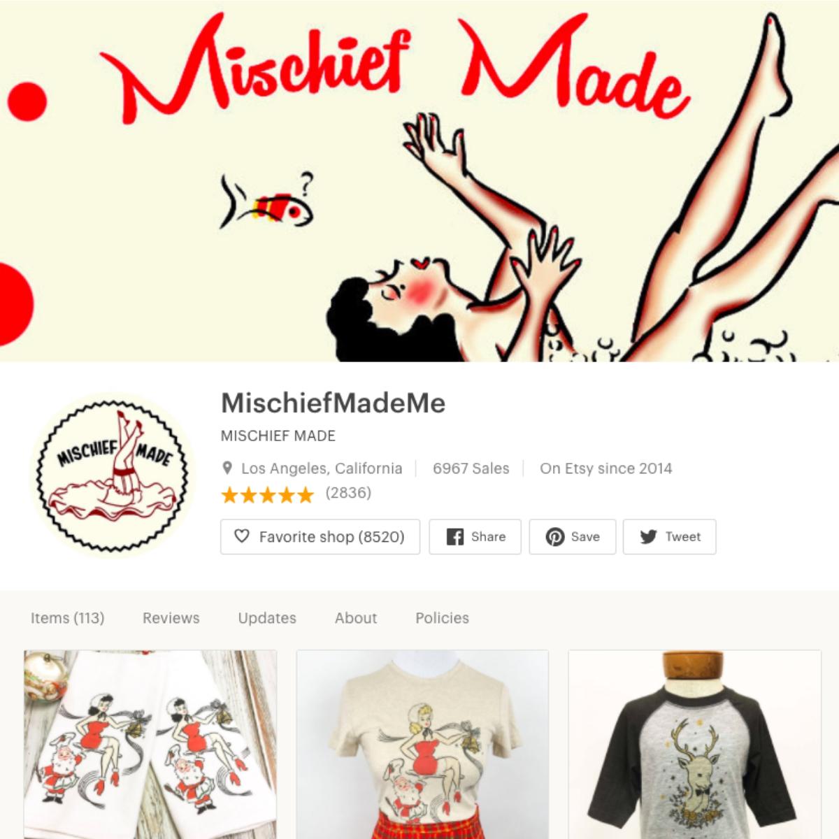 MISCHIEFMADEME_SHOPANDTELL
