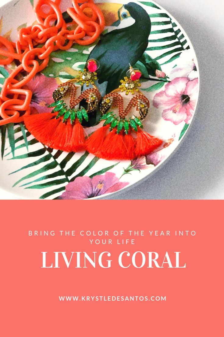 living coral_krystle desantos