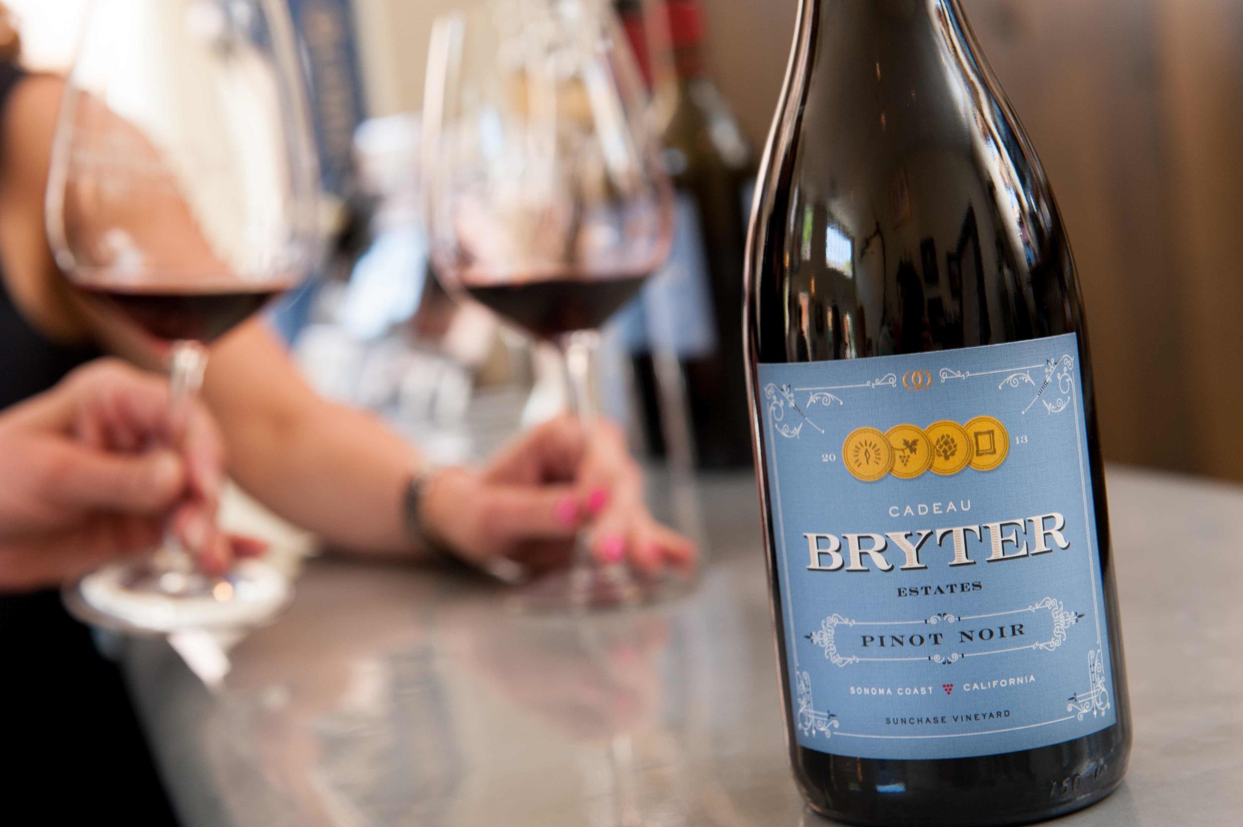 Amazing Sonoma Coast Pinot Noir
