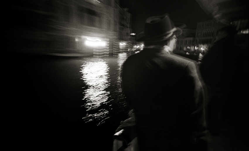"""""""VENICE - Untitled 0063"""" - (2007)   Giclee Archival Print 63.5cm x 42cm (25in x 16.5in) Edition Available - 1 / 95 Signed, Titled, Numbered and Dated in pencil by Photographer"""
