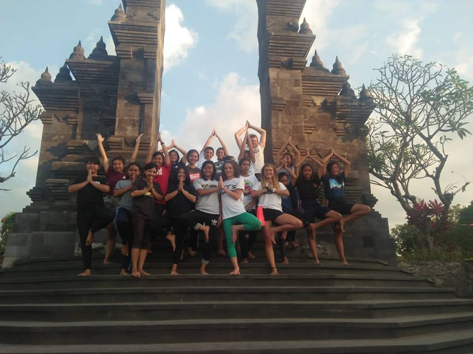 Bali Yoga Camp - September 2018
