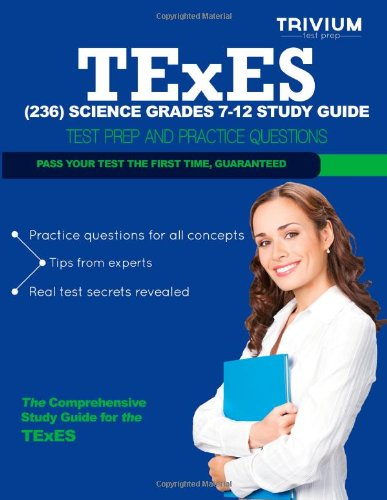 TExES (236) Science Grades 7-12 Study Guide