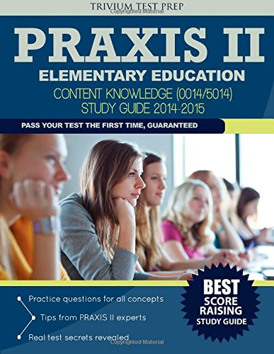Elementary Education 0014/5014