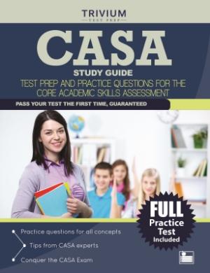 CASA Study Guide 2015