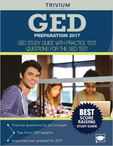 GED Test Preparation Study Guide