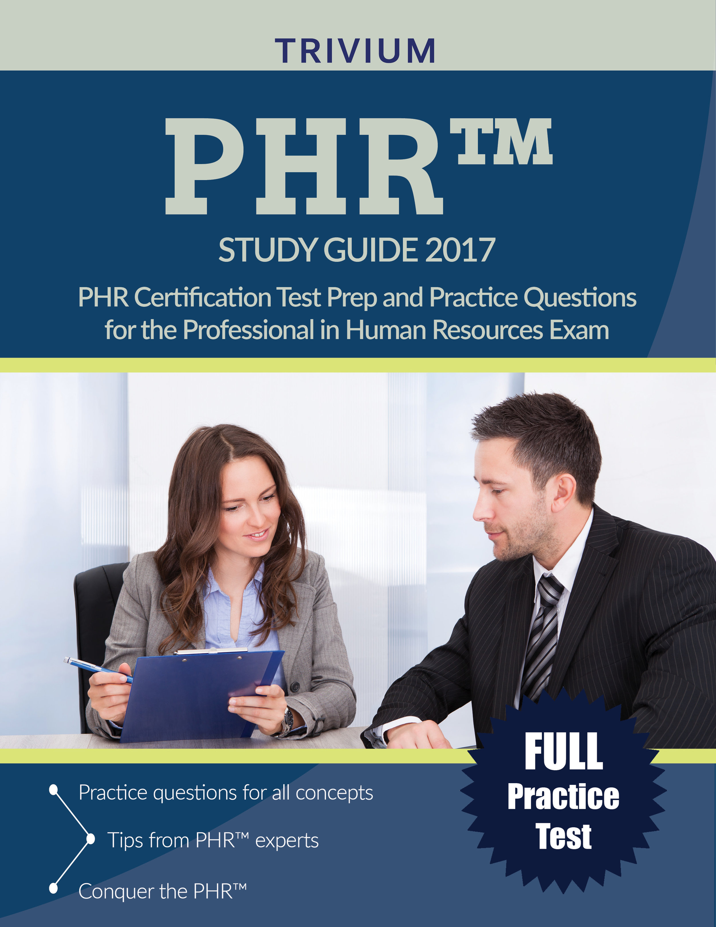 PHR® 2017 Exam Study Guide