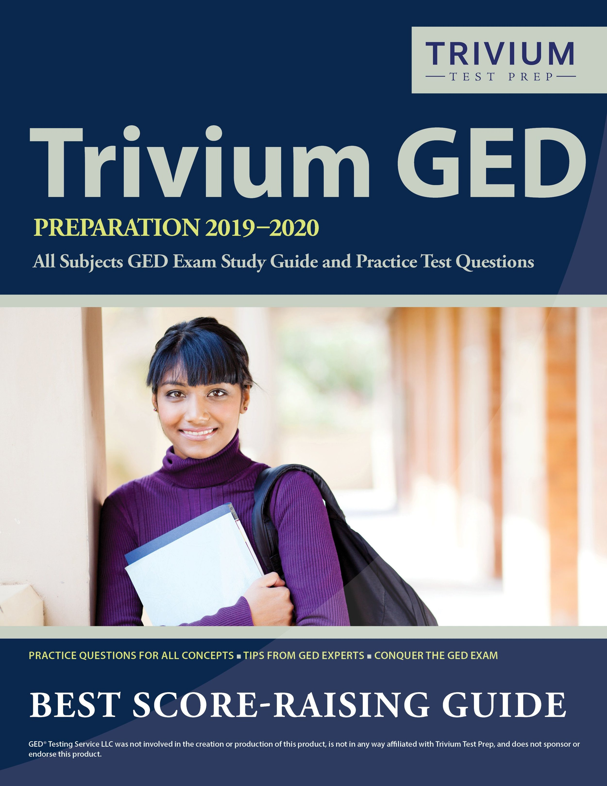 GED Study Guide 2019    –    2020