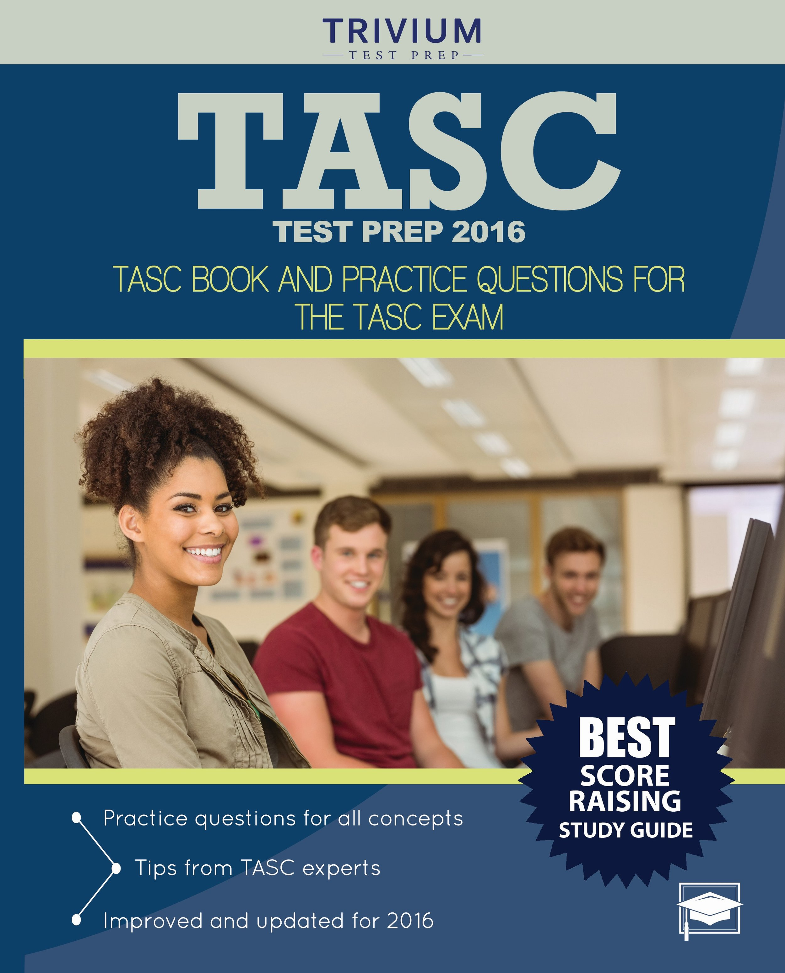 TASC Test Prep Practice Test Study Guide