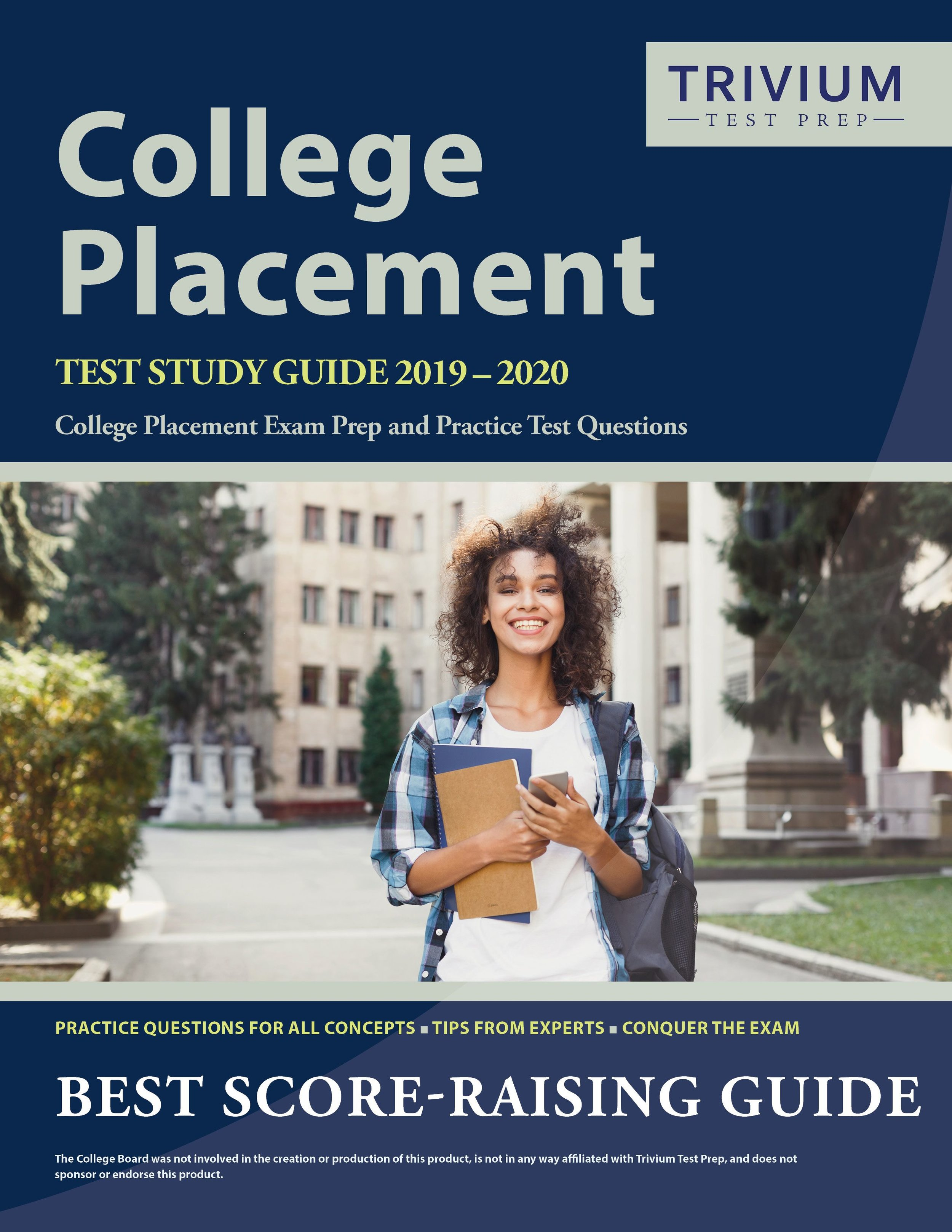 College Placement Test Study Guide 2019 – 2020