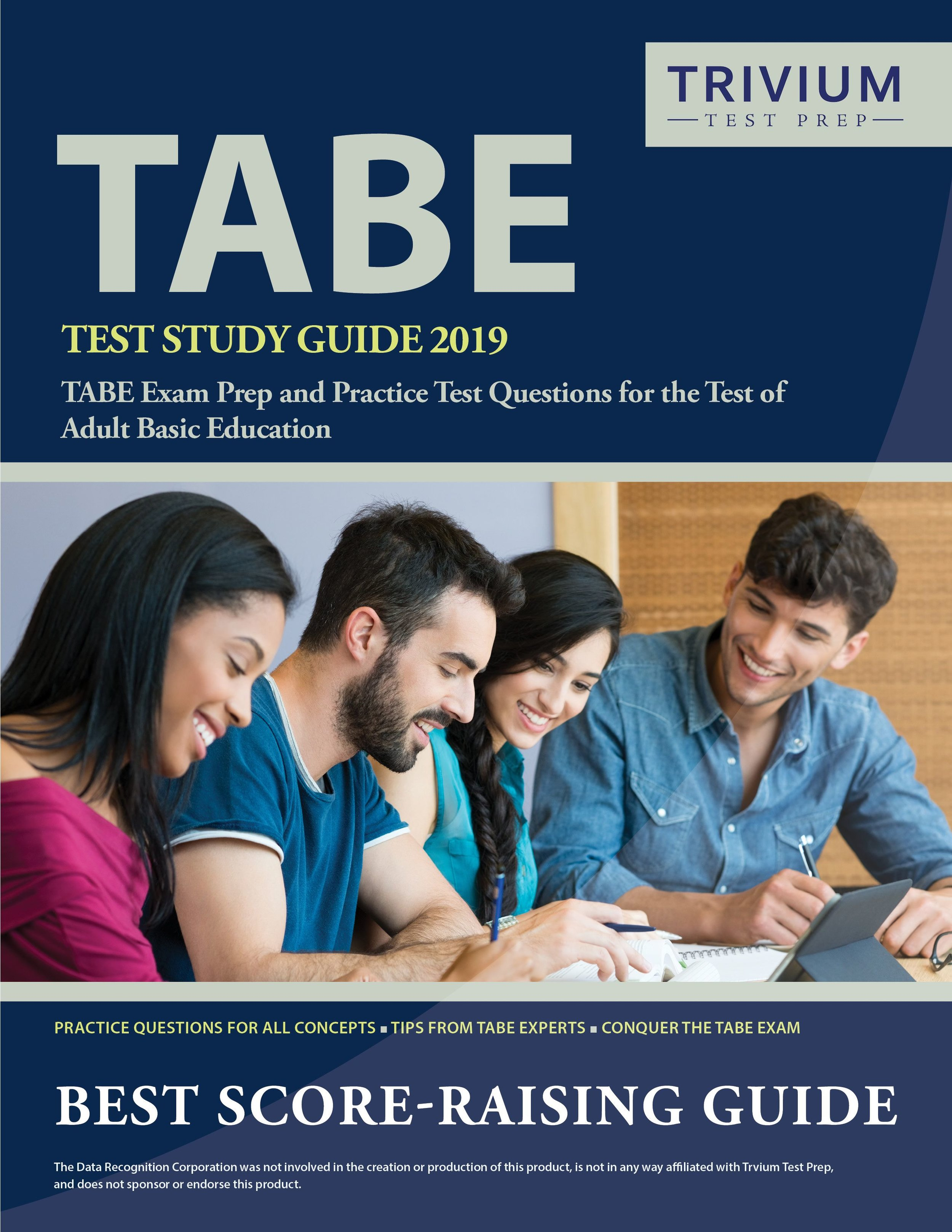 TABE Test Study Guide 2019