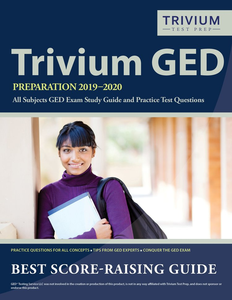 Get Trivium's GED Preparation