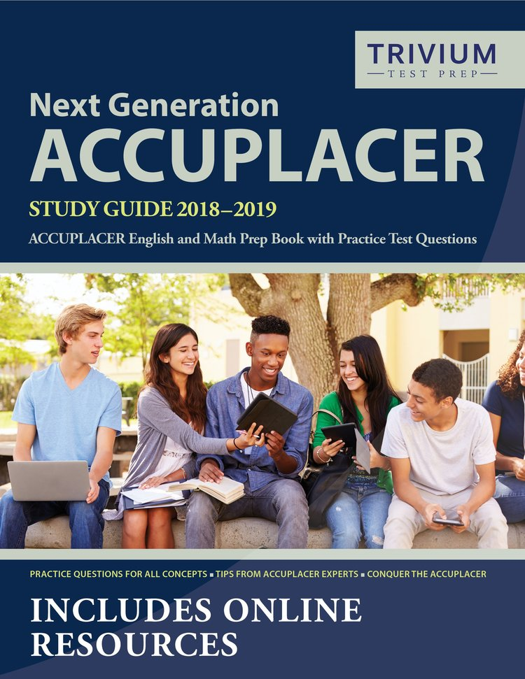 Accuplacer Test Study Guide