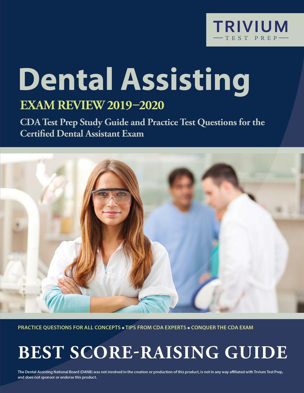 DAN-B Dental Assisting Exam Review