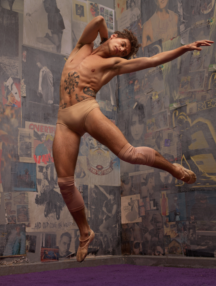 Sergei Polunin by Thomas Whiteside