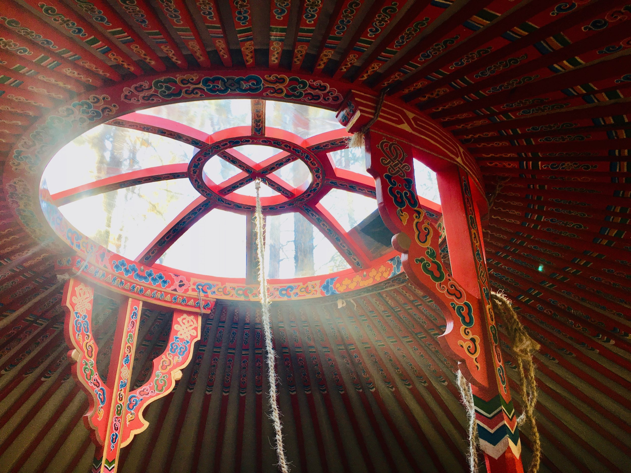 mount shasta retreat center - sessions take place at the retreat center's mongolian yurt during their retreats and gatherings. check out the EVENTS page for more details.