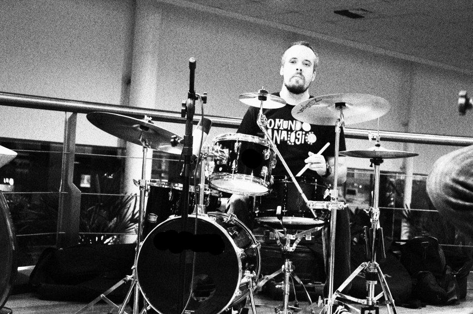 com Jorge Nando Trio, 2012