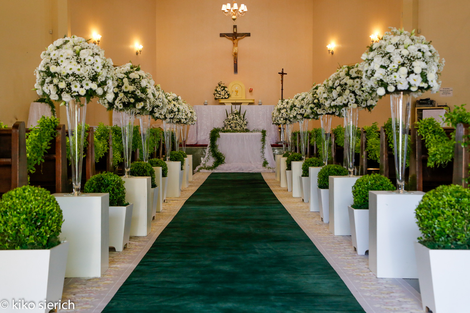 curso de assessoria e cerimonial para casamentos - decoração de casamento