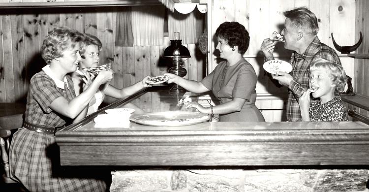 Wyckoff NJ circa 1955