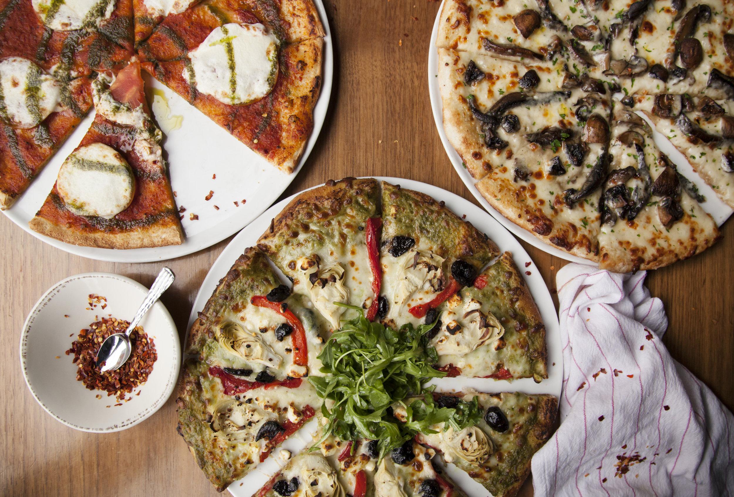 Grappa Pizzas