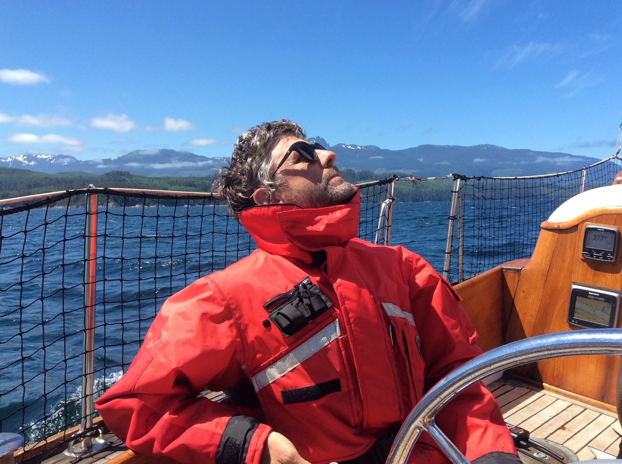 Port Hardy: Circumnavigating Vancouver Island on Shaula - Summer 2016