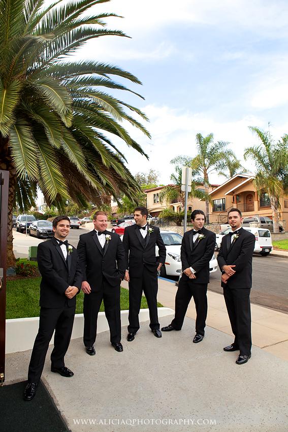 San-Diego-Catholic-Wedding-Saint-Agnes-Sheraton (7)