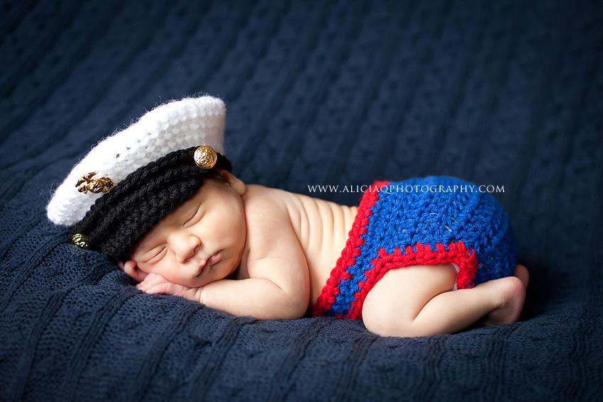 Marine-Corps-Newborn-Military