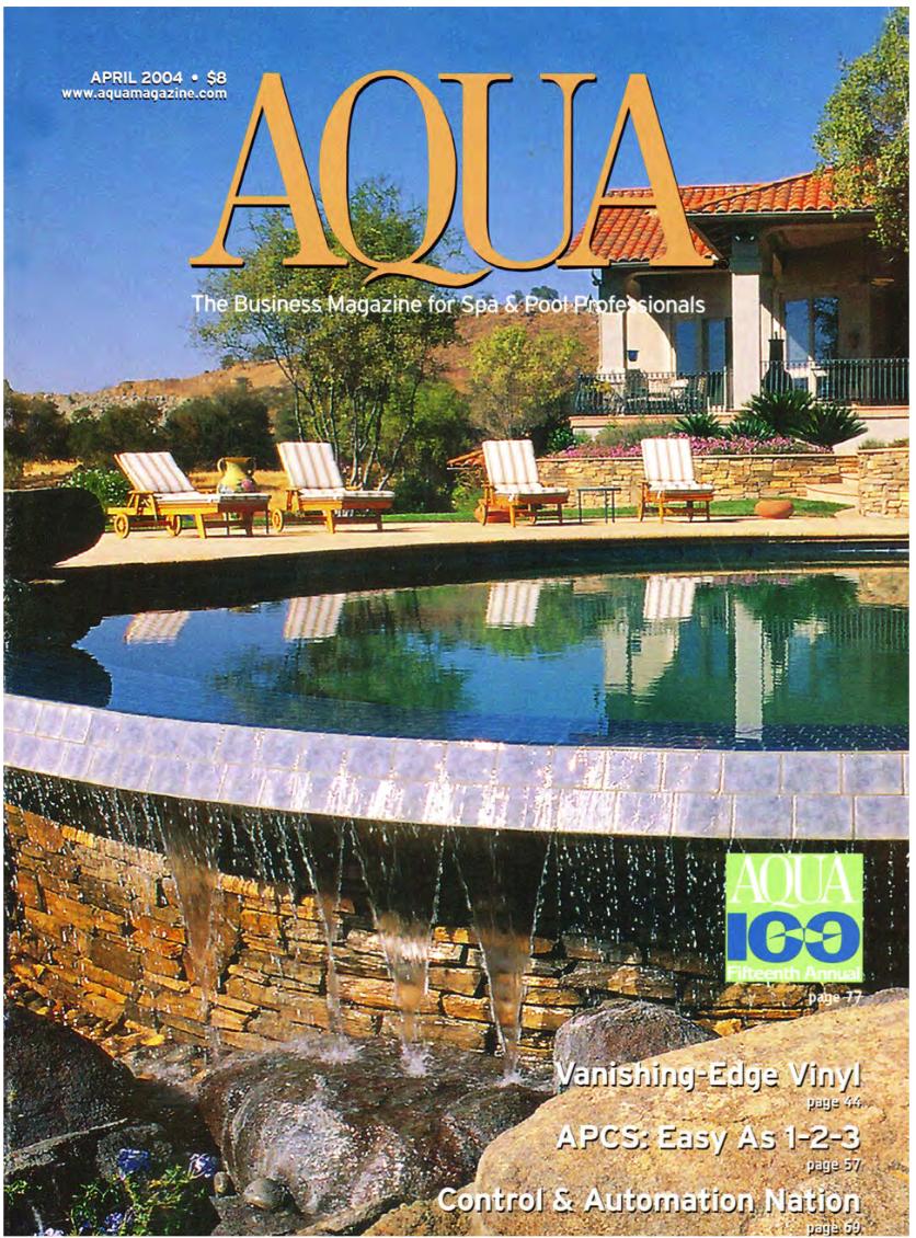 Aqua Magazine (April 2004)
