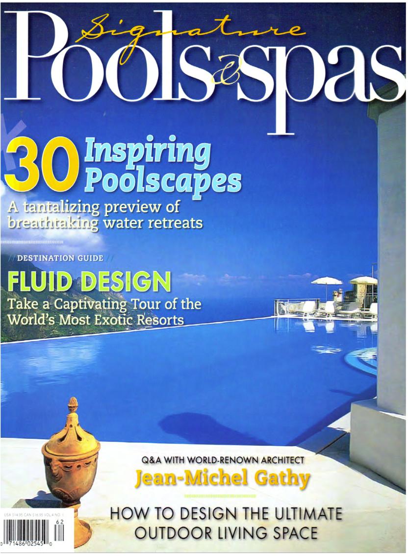 Signature Pools & Spas (2006)