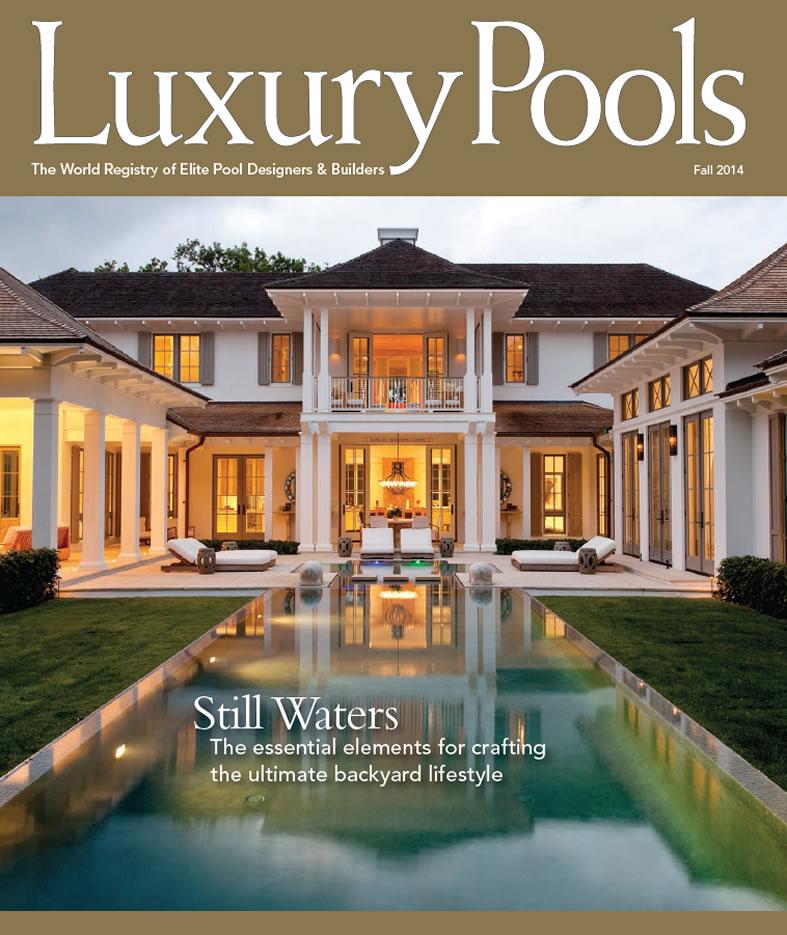Luxury Pools (Fall 2014)
