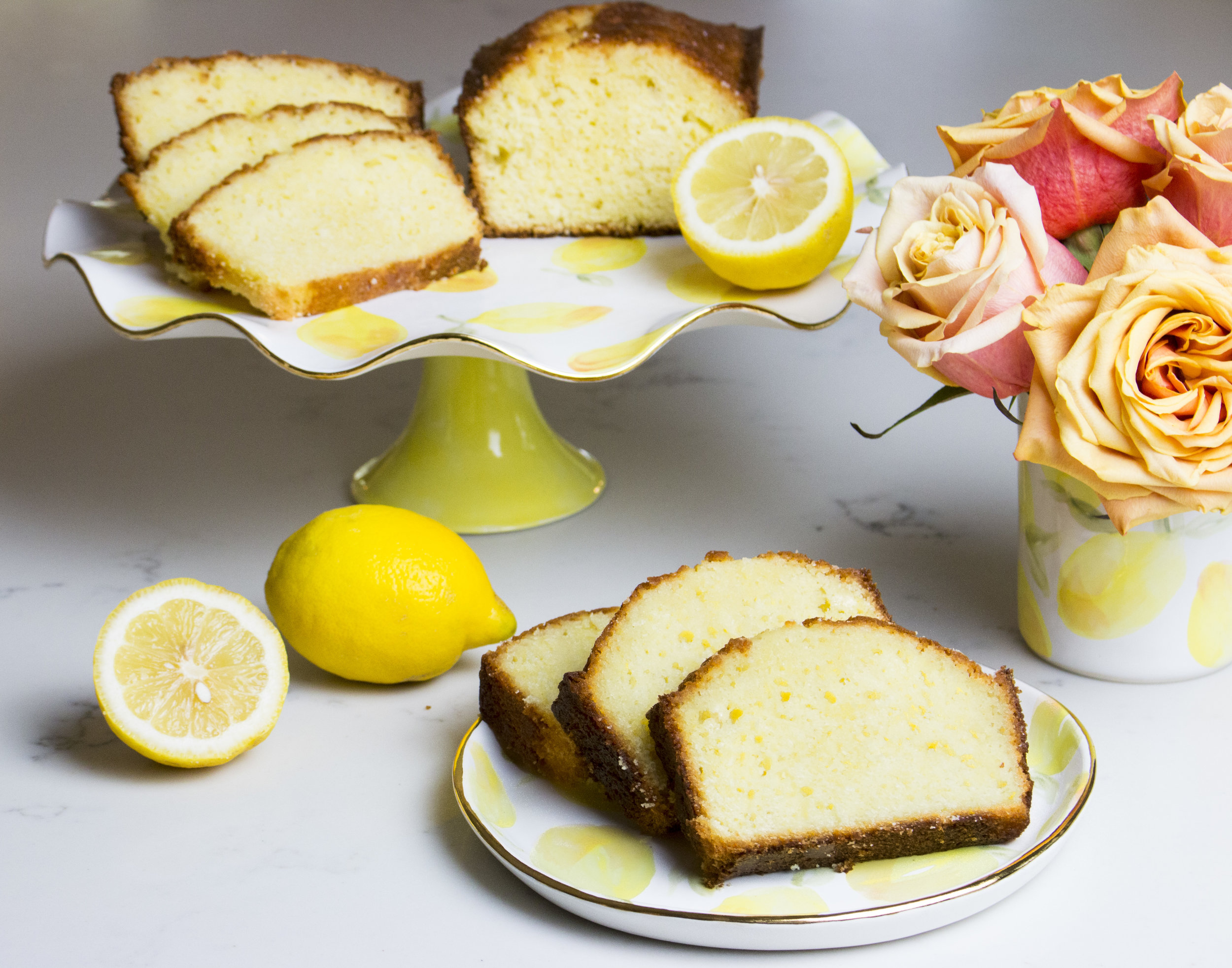 Shop our new Lemon Cake Stand  here !