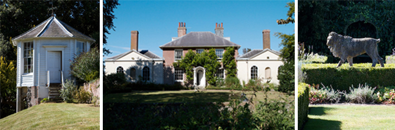 Wellingham House - accommodation, Lewes, Sussex
