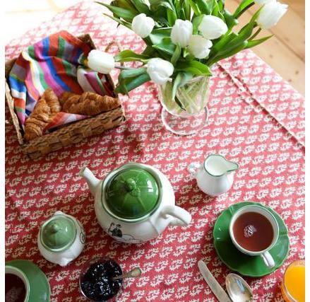 Wellingham House breakfast