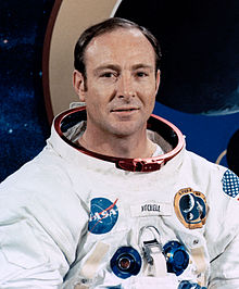NASA Astronaut, Edgar Mitchell