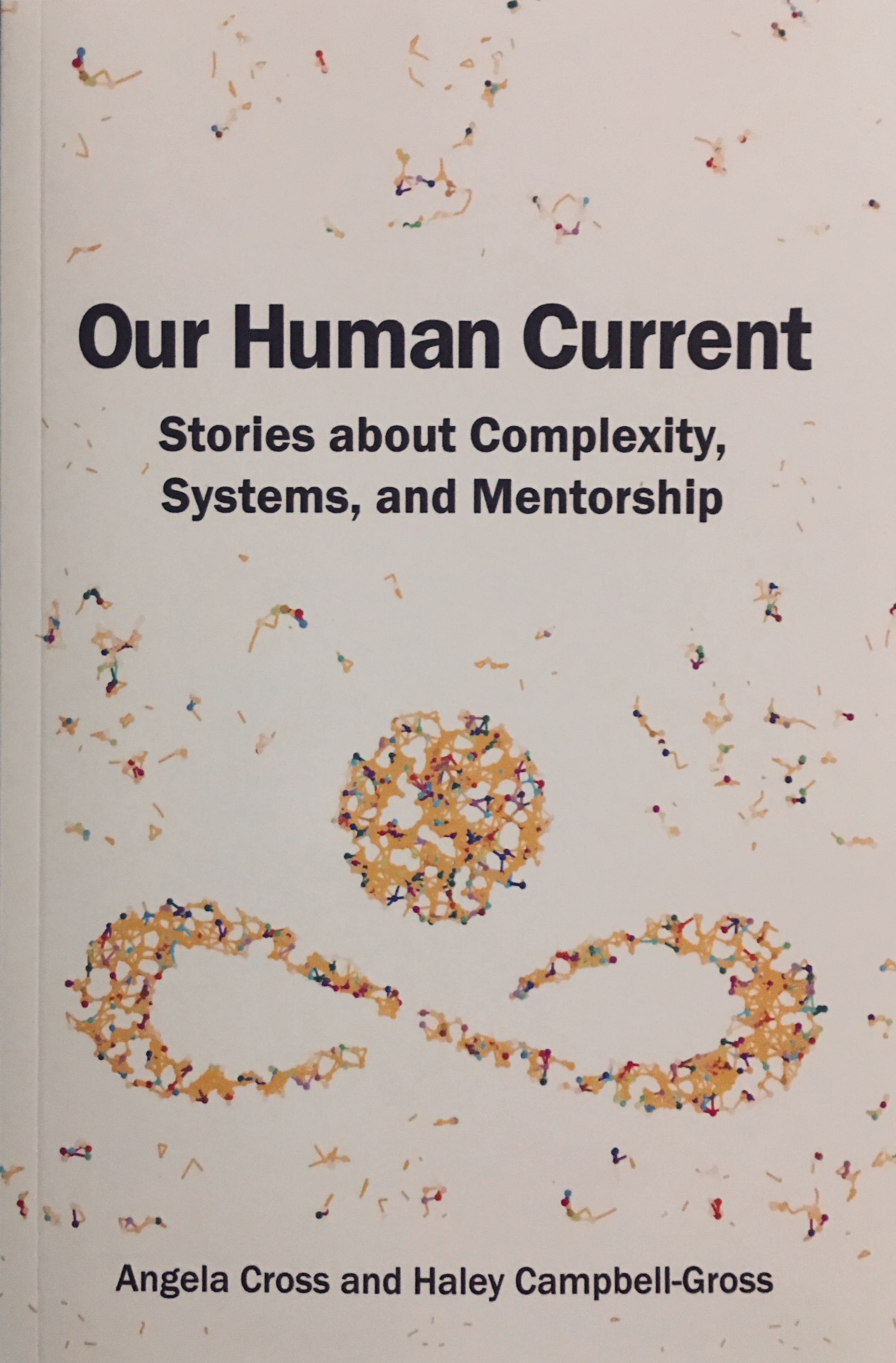 NEW Human Current book available July 2019