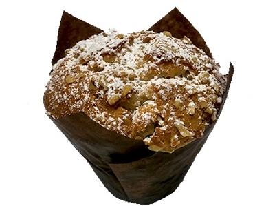 Eggnog Muffin - $2.75