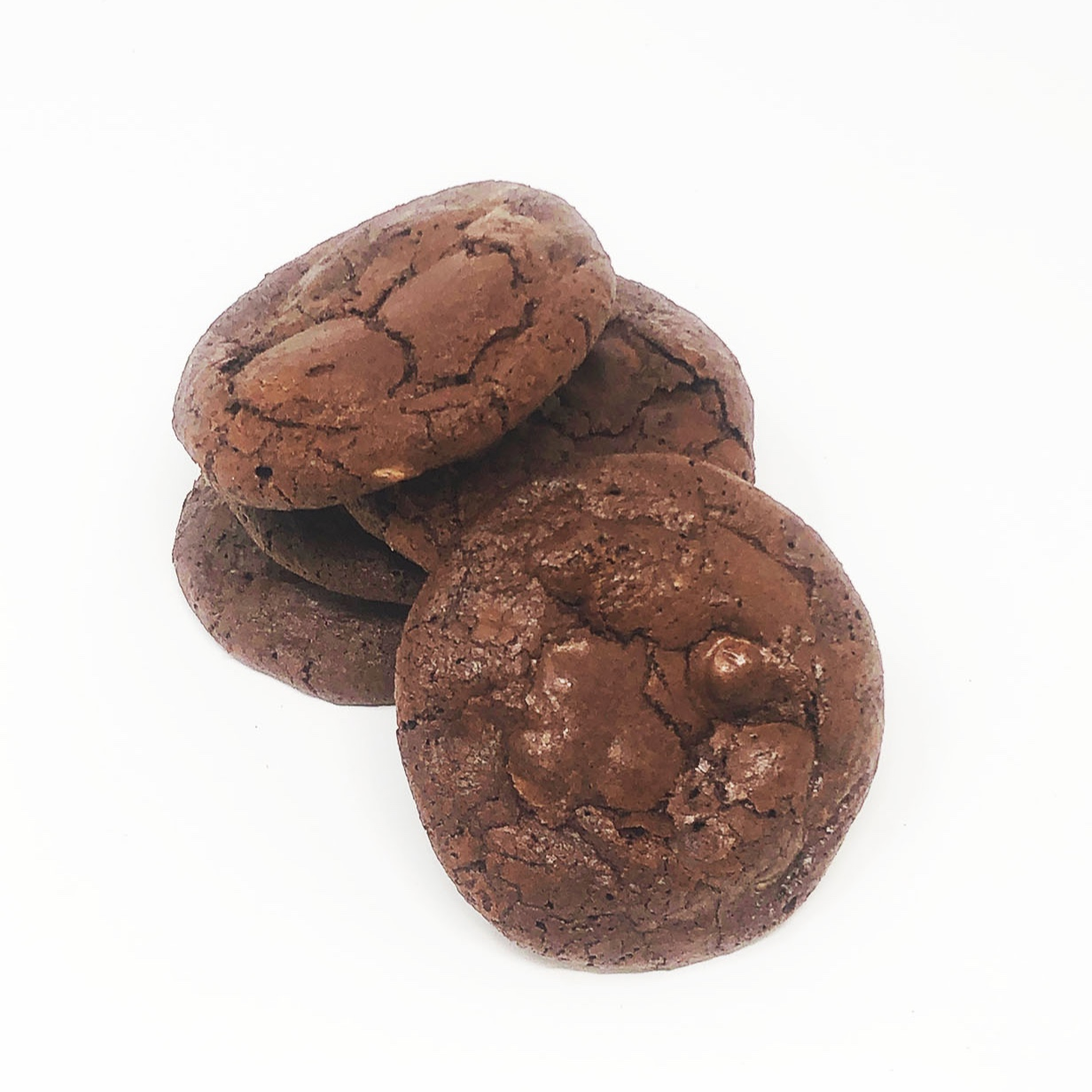 BELGIAN CHOCOLATE BROWNIE COOKIE - $1.25 each