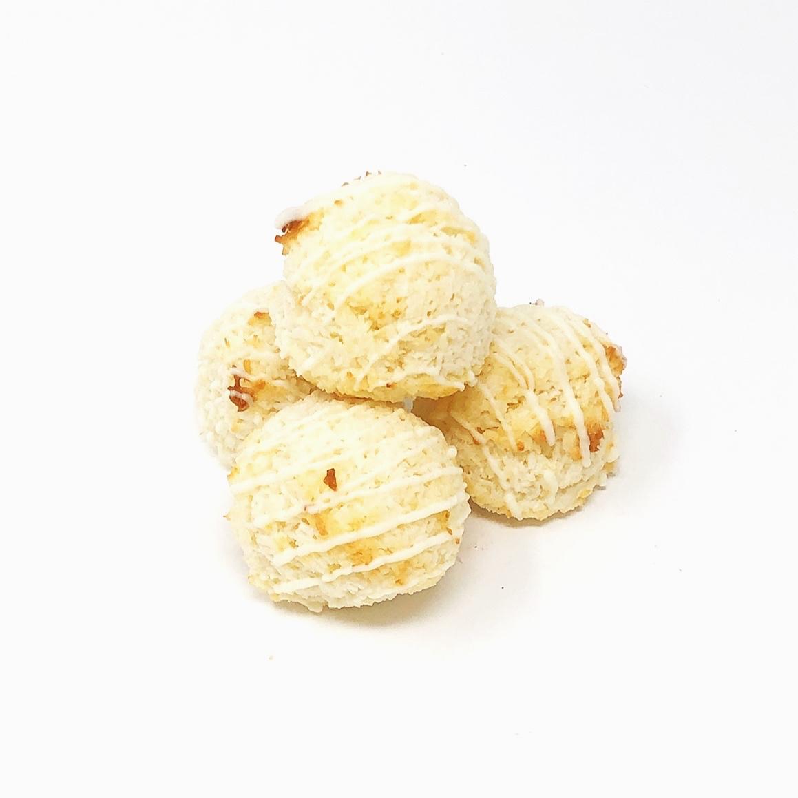 COCONUT MACAROON (GF) - $1.25 each