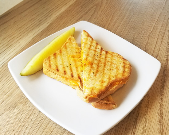 GRILLED CHEESE - $3.50