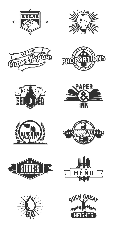 Individual Quest Logos