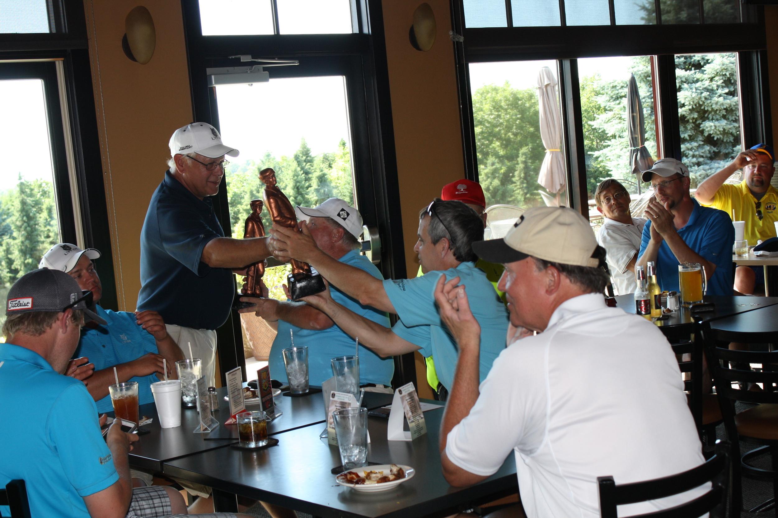 LYNX GC Members Golf Otsego